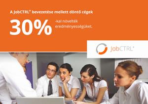 JobCTRL Vállalati eredményesség növélese